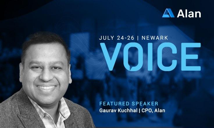 Gaurav Kuchhal Featured Speaker Voice Summit